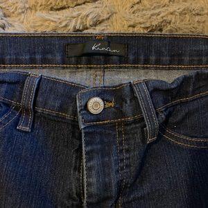 KanCan Blue Jean Jeggings Size 29